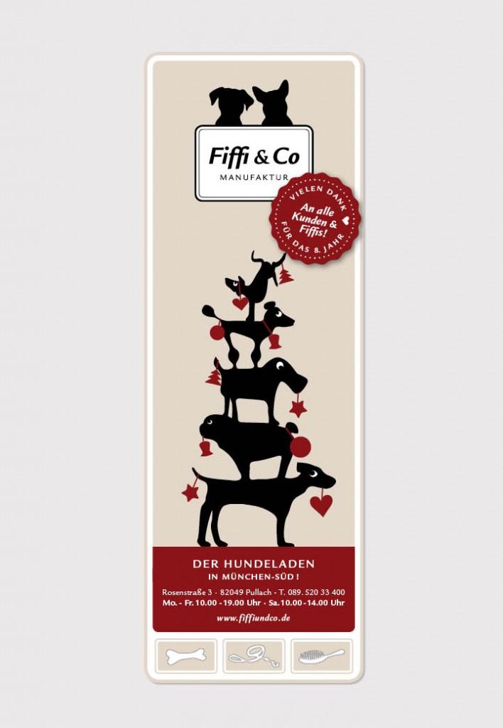 Fiffi&Co-Anzeige