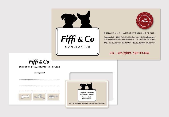 Fiffi&Co-Visitenkarte